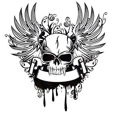 Tatoeagestickers Overige Waterproof Dames Girl Heren Volwassene Boy Tiener Tijdelijke tatoeage Tijdelijke tatoeages