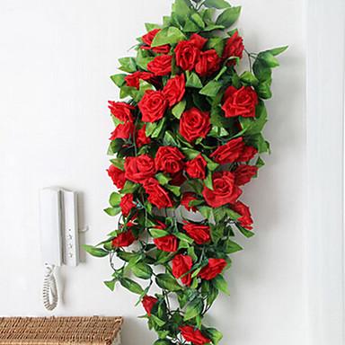 İpek Güller Yapay Çiçekler