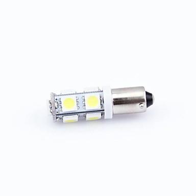 SO.K 4pcs T10 Auto Leuchtbirnen 2 W SMD 3528 / SMD 5730 160 lm 9 Blinkleuchte For Universal
