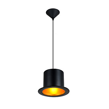 Retro Pendant Light For Living Room Bedroom Dining Room Entry Hallway Garage Bulb Not Included