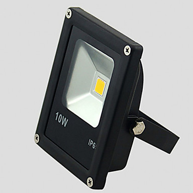 10W Paneellampen / LED-schijnwerperlampen Geïntegreerde LED 1000 lm Warm wit / Koel wit Decoratief AC 220-240 / AC 110-130 V 1 stuks