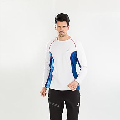 Heren T-shirt / Kleding Bovenlichaam Kamperen&Wandelen / Vissen / Training&Fitness / Racen / Fietsen/Fietsen / LanglaufAdemend /