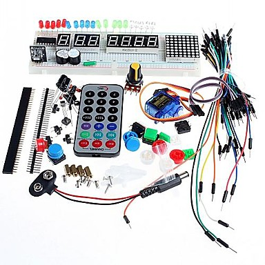 elektroniske deler kit for Arduino
