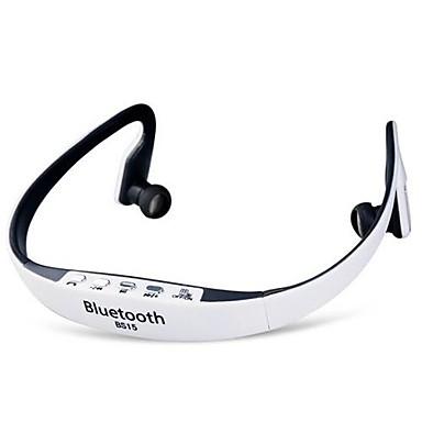 Cwxuan Kablosuz Kulaklıklar Plastik Spor ve Fitness Kulaklık Ses Kontrollü Mikrofon ile Gürültü izolasyon kulaklık