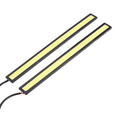 450-500 lm LED Doppel-Pin Leuchten Leds COB Natürliches Weiß Wechselstrom 12V