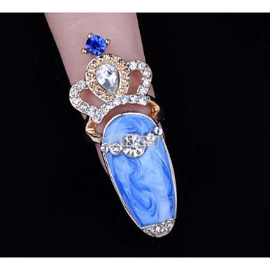 1 Zestaw do paznokci Nail Art Decoration Ślub DIY Nail Art