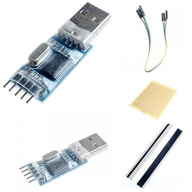 pl2303 Mini-USB-UART-Board-Kommunikationsmodul und Zubehör für die Arduino