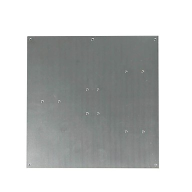 Geeetech MK2 Heat Bed's Aluminum Plate for 3D Printer Reprap Mendel