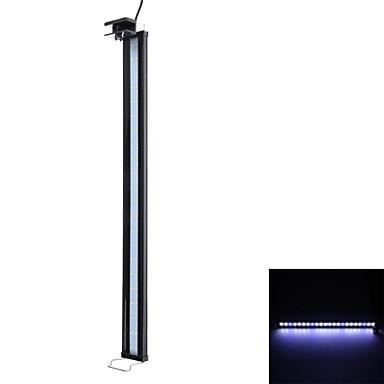 dee-50L 9W 45-LED kék-fehér fény klip lámpa akvárium