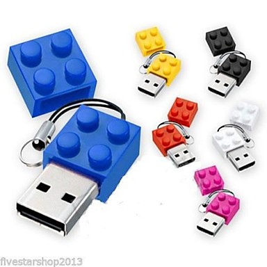 8GB USB 플래시 드라이브 USB 디스크 USB 2.1 카툰 컴팩트 사이즈