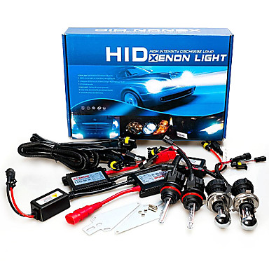 H4 Bil Elpærer 55W 3200lm HID Xenon Hovedlygte For Honda / Toyota
