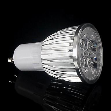 6W lm GU10 Growing Light Bulbs MR16 3 leds High Power LED Blue Red AC 85-265V