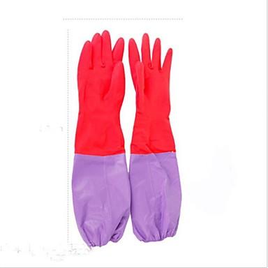 Gute Qualität 1pc Gummi Handschuhe Schutz, Küche Reinigungsmittel