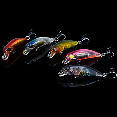 1 pcs Hard Bait Fishing Lures Hard Bait g / Ounce, 42mm mm / 1-5/8