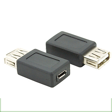 USB 2.0 kobiet mikro USB 2.0 adapter kobiet
