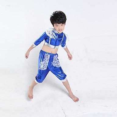 Θα τζαζ ρούχα παιδικά παγιέτες κορυφαία απόδοση σορτς