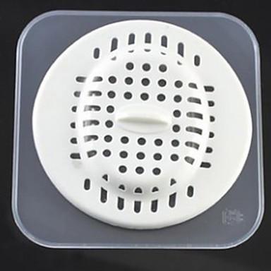 실리콘 냄새 부엌 화장실 바닥 배수 필터 스트레이너 머리 포수 스토퍼 9.8 * 9.8 * 2cm