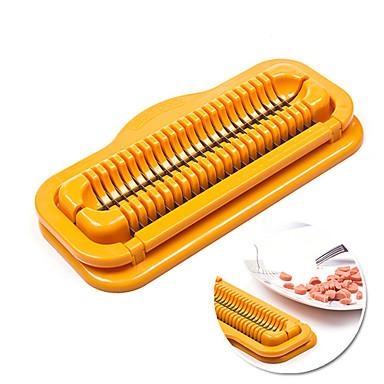 hot-dog trancheuse cuisine jambon manuelle coupe (de couleur aléatoire)
