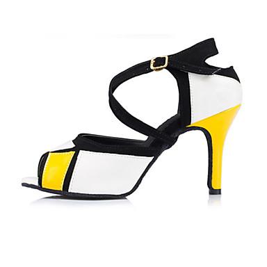 Μη δυνατότητα προσαρμογής - Λατινικοί - Παπούτσια Χορού - με Τακούνι Στιλέτο - από Συρρέουν - για Γυναικεία