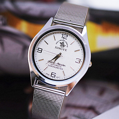 yazole υψηλής ποιότητας κομψό ultra-thin ρολόι χαλαζία
