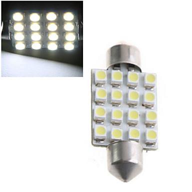 H1 Dekoratív 16 Nagyteljesítményű LED 1000 lm Hideg fehér K Dekoratív DC 12 DC 24 V