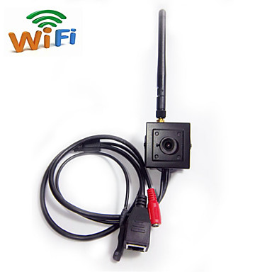 Mozgásérzékelő/Kettős videó jelfolyam (Dual Stream)/Távelérés/IR-cut/Wi-Fi Protected Setup/Plug and play - Otthoni Mini