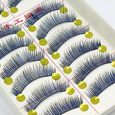 Cil Dense Naturel Epais Maquillage Quotidien Epais Longs Naturels Accessoires de Maquillage Haute qualité Quotidien