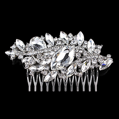 Alloy Hair Combs 1 Wedding Special Occasion Headpiece