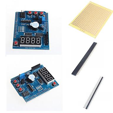 basert læring multifunksjonsutvidelseskort for Arduino