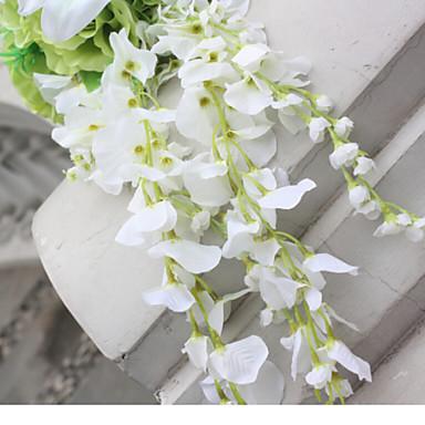 Flori de Nuntă Buchete Nuntă Party / Seara Mătase 7.87