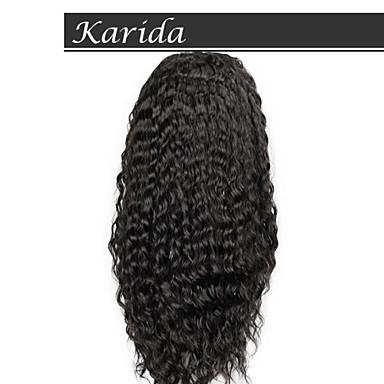 14-26 дюймовые бразильские волосы глубокая волна полные парики шнурка, парики U часть для чернокожих женщин