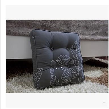 home office 48 * 48cm szögletes pamut üléses párna pad