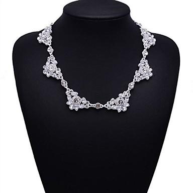 örökkévalóság női európai stílusú drágakő nyaklánc