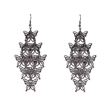 Σκουλαρίκι Κρεμαστά Σκουλαρίκια Κοσμήματα 2pcs Γάμου / Πάρτι / Καθημερινά / Causal / Αθλητικά Κράμα Γυναικεία