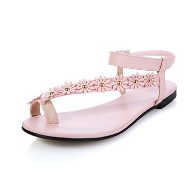 women's shoes flat heel slingback sandals dress/casual