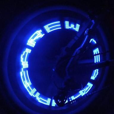 Bisiklet Işıkları LED Işık Lambalar LED - Bisiklet Renk Değiştiren 400 Lümen Batarya Bisiklete biniciliği