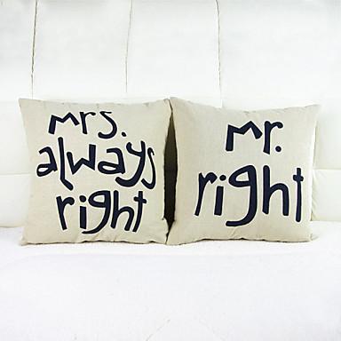 sarja 2 mr oikea heittää tyynyliina tyynyliina sohva kodin sisustustyynynpäällinen
