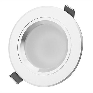 450-550 lm Alaspäin valaisevat LED-valaisimet 5 ledit Teho-LED Koristeltu Lämmin valkoinen Neutraali valkoinen AC 85-265V