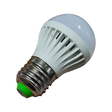 1.5w e26 / e27 led világító izzók 10 smd 2835 100-150lm meleg fehér hideg fehér 2800-3200k / 6000-6500k ac 220-240v