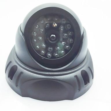 caméra de sécurité factice avec détecteur de mouvement ab-BX-16