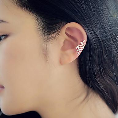 Damen Ohrstecker - Silber Golden Ohrringe Für Alltag Normal