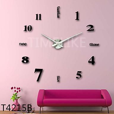 Настенные часы - Акрил/Металл - Модерн - Новинки