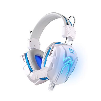 KOTION CHAQUE GS310 Casques (Bandeaux)ForOrdinateursWithAvec Microphone / Règlage de volume / Jeux / Réduction de bruit