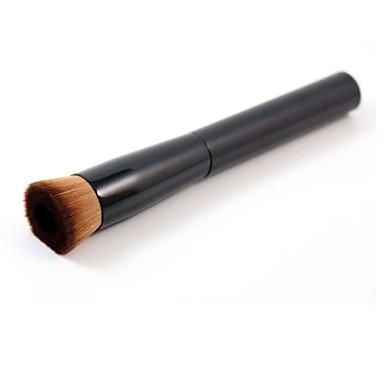 1pcs Makeup børster Profesjonell Foundationbørste Nylon Børste Profesjonell Middels børste