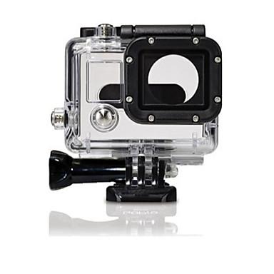 etui Wodoszczelna obudowa Wodoodporne Dla Action Camera Gopro 3 PVC