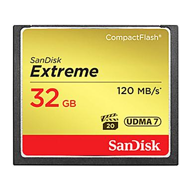 SanDisk 32GB Compact Flash  CF-Karte Speicherkarte EXTREME 800X