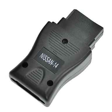 14 контактный интерфейс командир с оригинальным чипом FT232RL для Nissan советуют