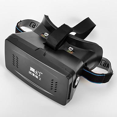 3D Γυαλιά Πλαστικό Ακρυλικό Διαφανές VR γυαλιά εικονικής πραγματικότητας Ορθογώνιο Πιλότος