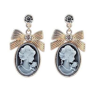 Damskie Rhinestone Stop Księżniczka Biżuteria