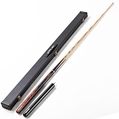 Dreiviertelzweiteilige Cue Cue Sticks & Zubehör Blau Englisch Billard Snooker Holz